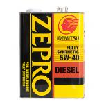 IDEMITSU ZEPRO Diesel CF 5w40 4л