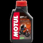 Motul Moto Scooter Power 2T 1л