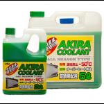 AKIRA coolant green 2л