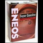 ENEOS 5W-30 SM 100% синтет. 4л