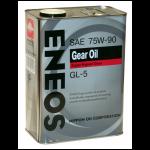 ENEOS GEAR GL-5 75w-90 4л