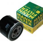 W811/80 фильтр масляный