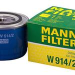 W914/2 фильтр масляный