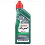 Castrol Manual EP80W-90 Трансмиссионное масло 1л