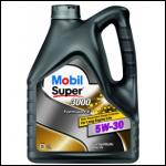 Mobil Super 3000 X1 Formula FE 5W30 4л