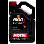 Motul 8100 X-CLean C3 5W30 5л