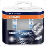 OSRAM 64210 NBU Н7 12v 55w +110%