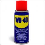 WD-40 Проникающая смазка 100мл