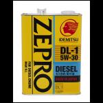 IDEMITSU ZEPRO Diesel DL-1 5w30 4л