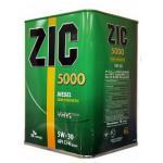ZIC 5000 5W30 CI-4 diesel 4л п/с