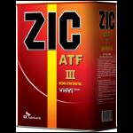 ZIC ATF Dexron III 4л