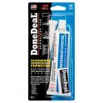 DoneDeal 6754 Затекающий герметик для стекол силиконовый 85г