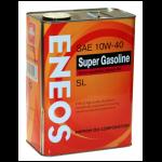 ENEOS 10W-40 SL полусинтет. 4л