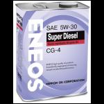 ENEOS 5W-30 CG-4 полусинт. 4л