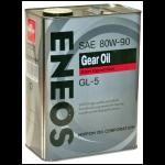 ENEOS GEAR GL-5 80w-90 4л
