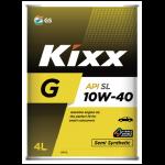 Kixx G 10w40 4л