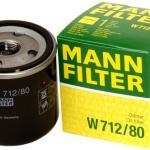 W712/80 фильтр масляный