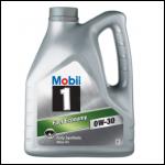 Mobil 1 Fuel Economy 0w30 4л