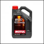 Motul 8100 Eco-nergy 0W30 5л