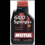 Motul 6100 Synergie+ 5W40 1л
