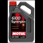 Motul 6100 Synergie+ 5W40 4л