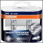 Osram 64150 NBU H1 12V55W