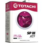 TOTACHI ATF SPIII 4л