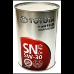 TOYOTA SN 5w30 1л
