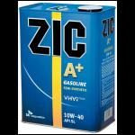 ZIC A Plus 10W40 SM 4л п/с